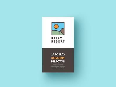 Vertical Business Cards logo branding flat busines card vector graphic design designer design