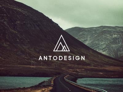 ANTODESIGN Logo vector logo graphic design designer design branding