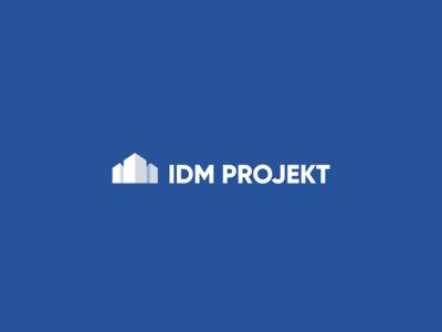 IDM PROJEKT - Logodesign flat logo vector branding graphic design designer design