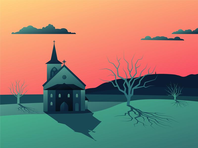 Mušov - Ilustrace illustration art flat branding vector graphic design designer design