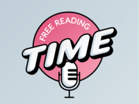 Free Reading Time - Podcast Logo