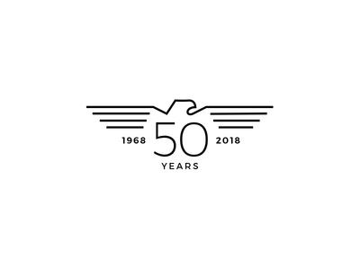 50 Year Eagle
