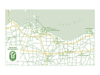 50th Anniversary Map