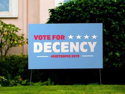 Vote For Decency