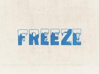 Freeze (inktober)