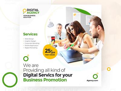 Digital Agency Animated Social Banner animatedgif digital agency