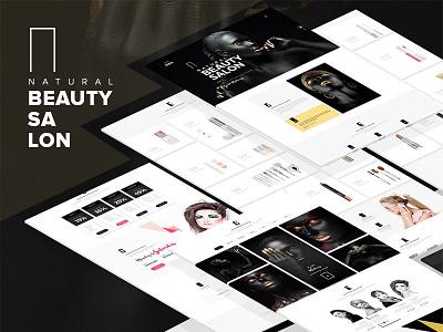 Beauty Salon Website Design Concept salon website ideas beauty salon website inspiration beauty salon website ideas beauty salon website examples beauty salon website design