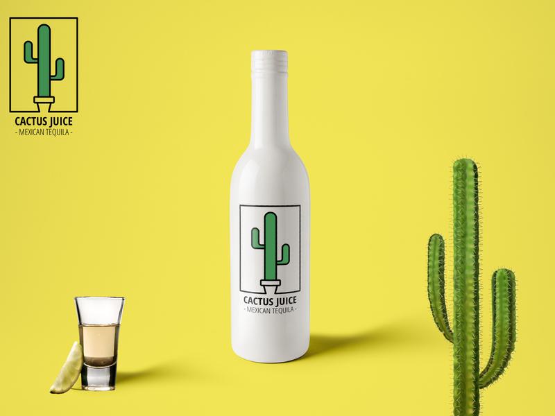 Tequila Bottle