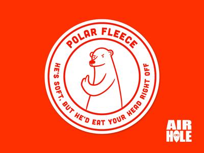 Airhole - Polar Fleece