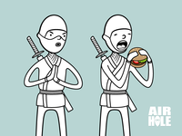 Airhole Ninja 1