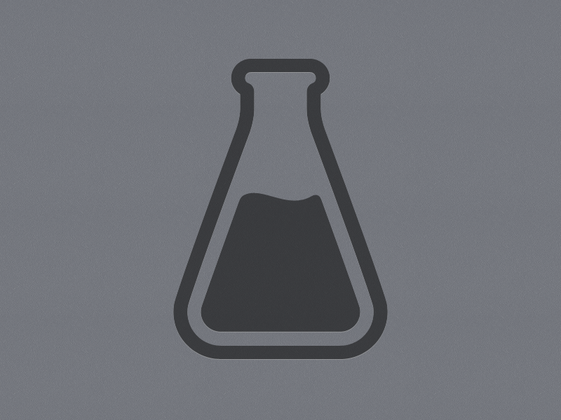Liquid Science flask scientist lab laboratory fluid bottle adhesive glue conical erlenmeyer