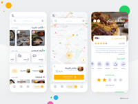 Rating Restaurants application