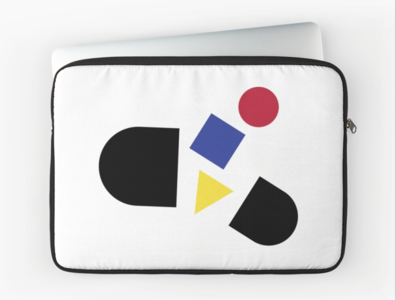 Bauhaus Pill nº1 Laptop Sleeve