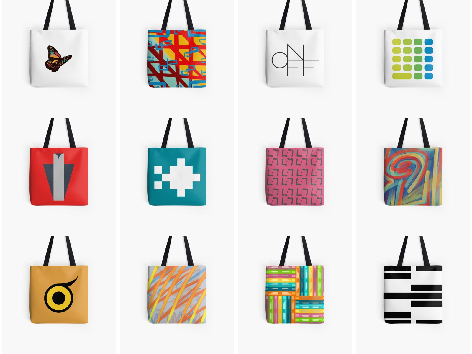 Tote Bags Collection 2020 By Borja