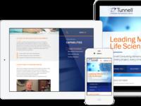 TNL Responsive Website