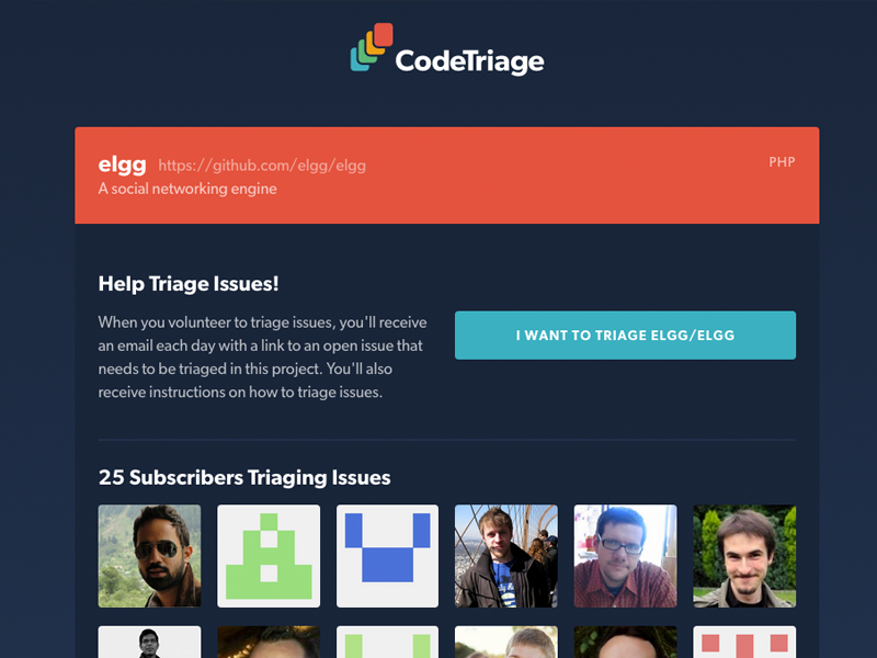 Codetriage 3