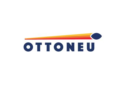 Another early ottoneu logo idea fantasy sports football retro logo