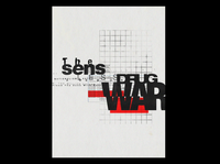 Experimental Typography Poster