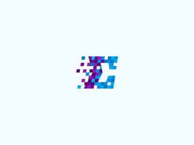 Pixel Sigma lipiarz logo sigma pixel finance math institute minimal dynamic science