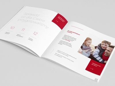 Brochure²  lipiarz print square exchange red money currency fx