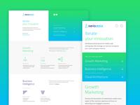 IterioData - web design
