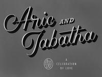 Aric & Tabatha
