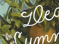 Postcard - Dear Summer