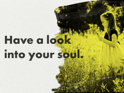 Have A Look At Your Soul