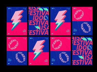 Tmall Aisa Idol Festival Graph Design