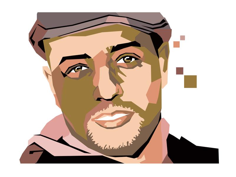 Maher Zain by Febry Hartono on Dribbble