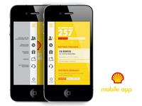 Shell mobile app