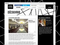 Région des musées