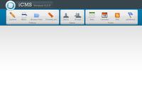 iCMS Header