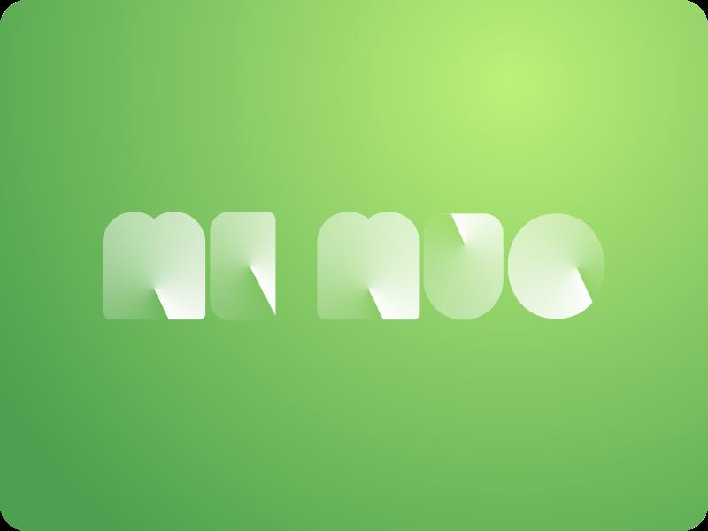 Me Mug gradient app logo