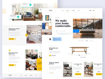 Furniture Homepage