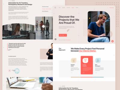 IT Company | Project webpage