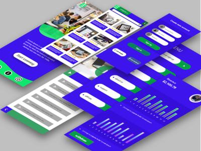 app design for study purpose.
