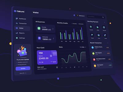 Moneytory Dashboard Darkmode app financial app finance app dark mode dark ui dashboard ui dashboard app clean ui concept design ux ui