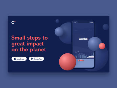 Landing page for Carbo