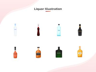 Beverages Illustration -1