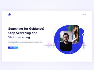 Landing Page UI