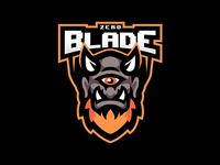 Cyclops Mascot Logo