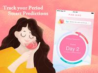 Illustration for App PinkBird