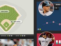 Baseball Stats Web App