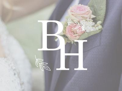 Budgeree Hall logo design branding visual identity