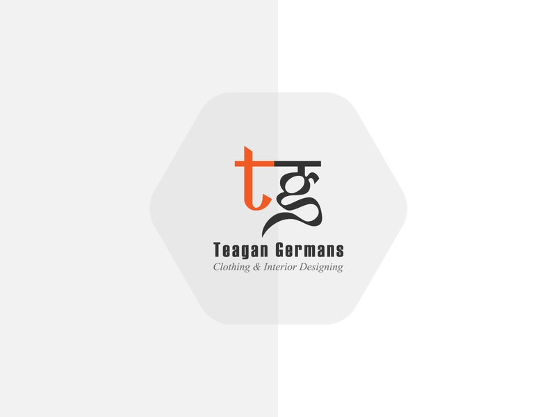 Teagan Germans - Made In India typography vector design logo shekhar tipparapu traditional branding