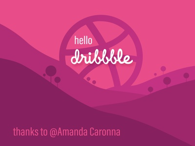 Thank You Amanda thank you card thankful