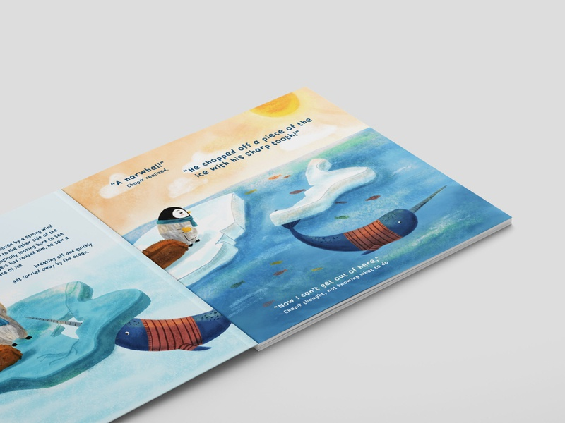 Chapik's birthday adventures children book illustration childrens illustration childrens book illustration design typography