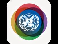 UNITAR App Icon Design
