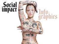 Social Impact Infographics